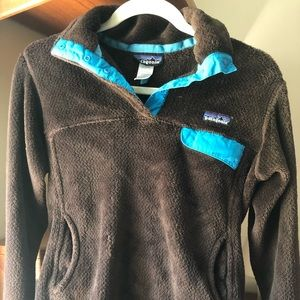 Women's small Patagonia pull over